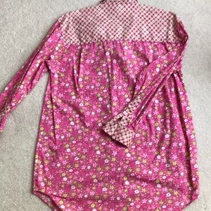 Lilly Pulitzer Tops - Vintage Lilly Pulitzer Button-Down Shirt
